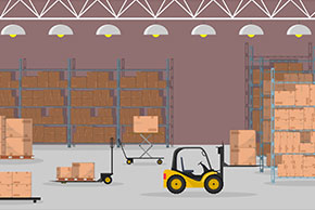 Specialist storage facilities to rent