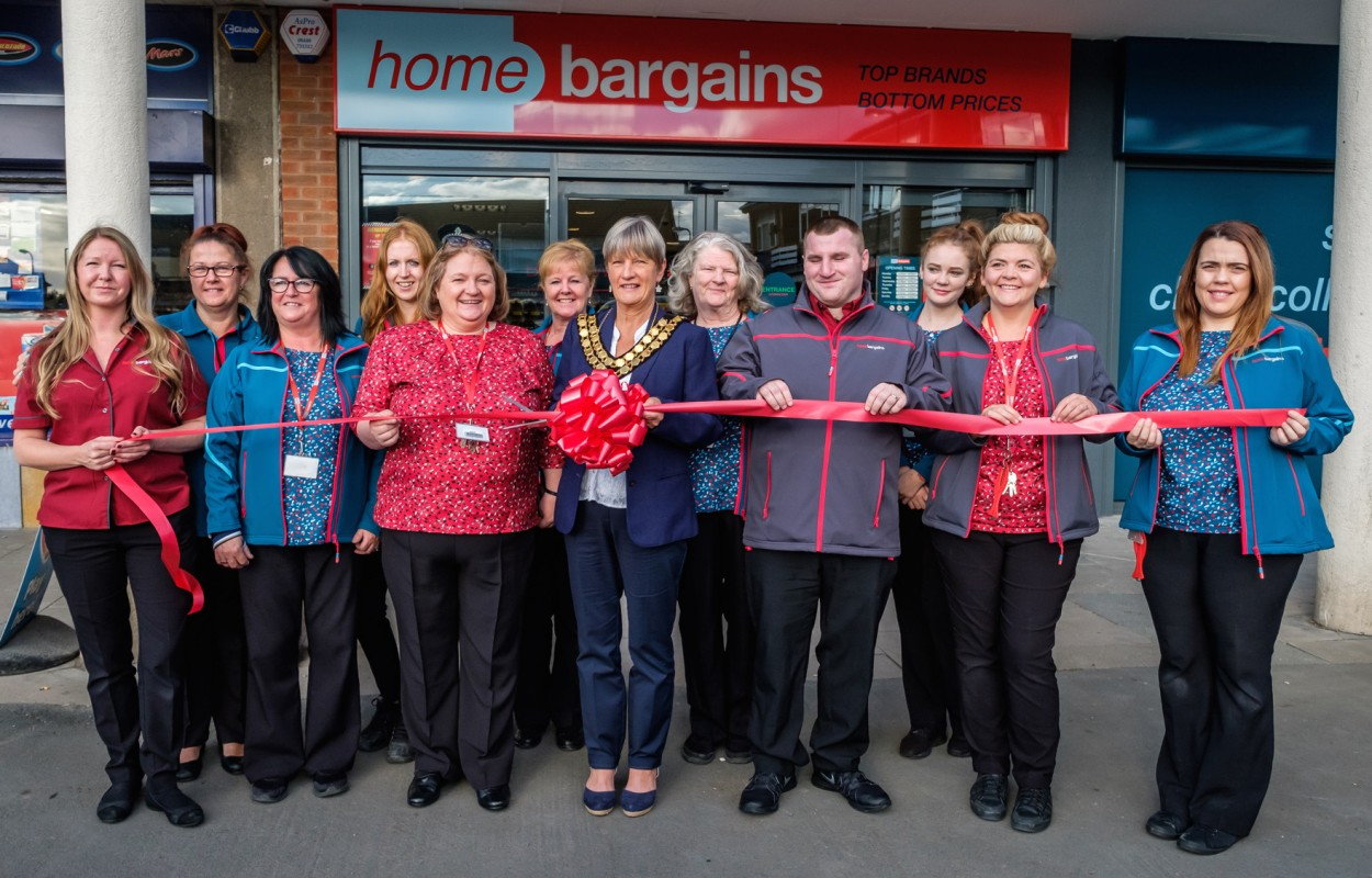 Home Bargains Opens New Store At Maghull London Cambridge Properties