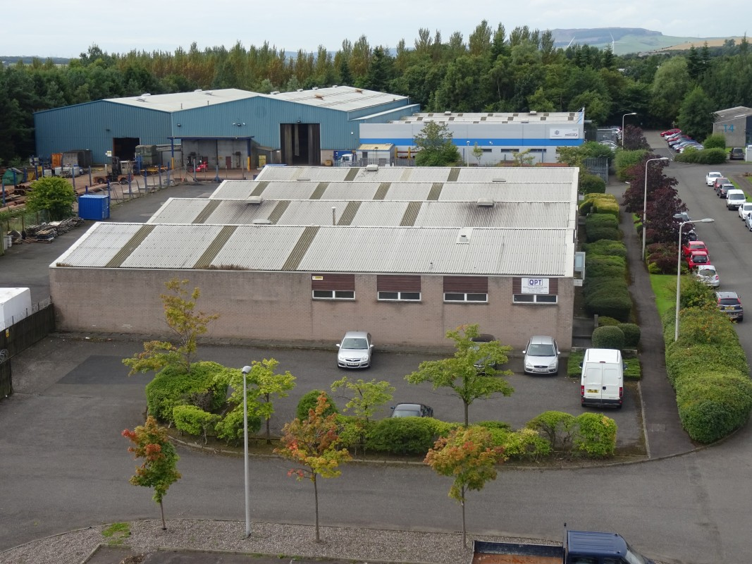 New Image for GLENROTHES INDUSTRIAL ESTATE IS ADDED TO SCOTLAND PORTFOLIO