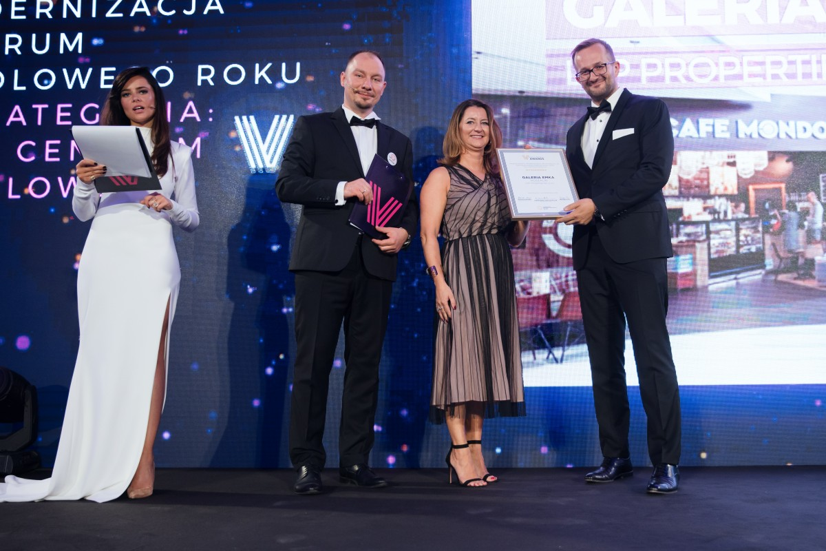New Image for LCP SCOOPS PRIZE IN TOP POLISH RETAIL AWARDS