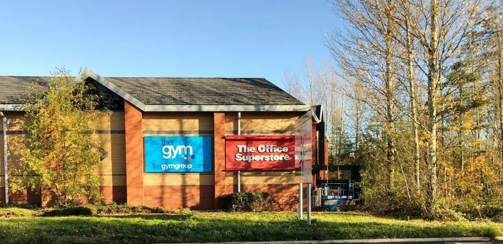 New Image for THE GYM GROUP TO OPEN IN TELFORD