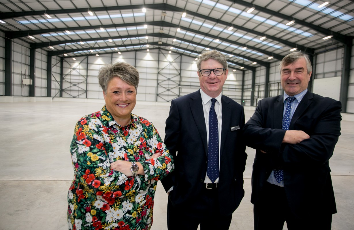 New Image for LCP UNVEILS NEWEST INDUSTRIAL UNIT AT PRIME POINT DEVELOPMENT
