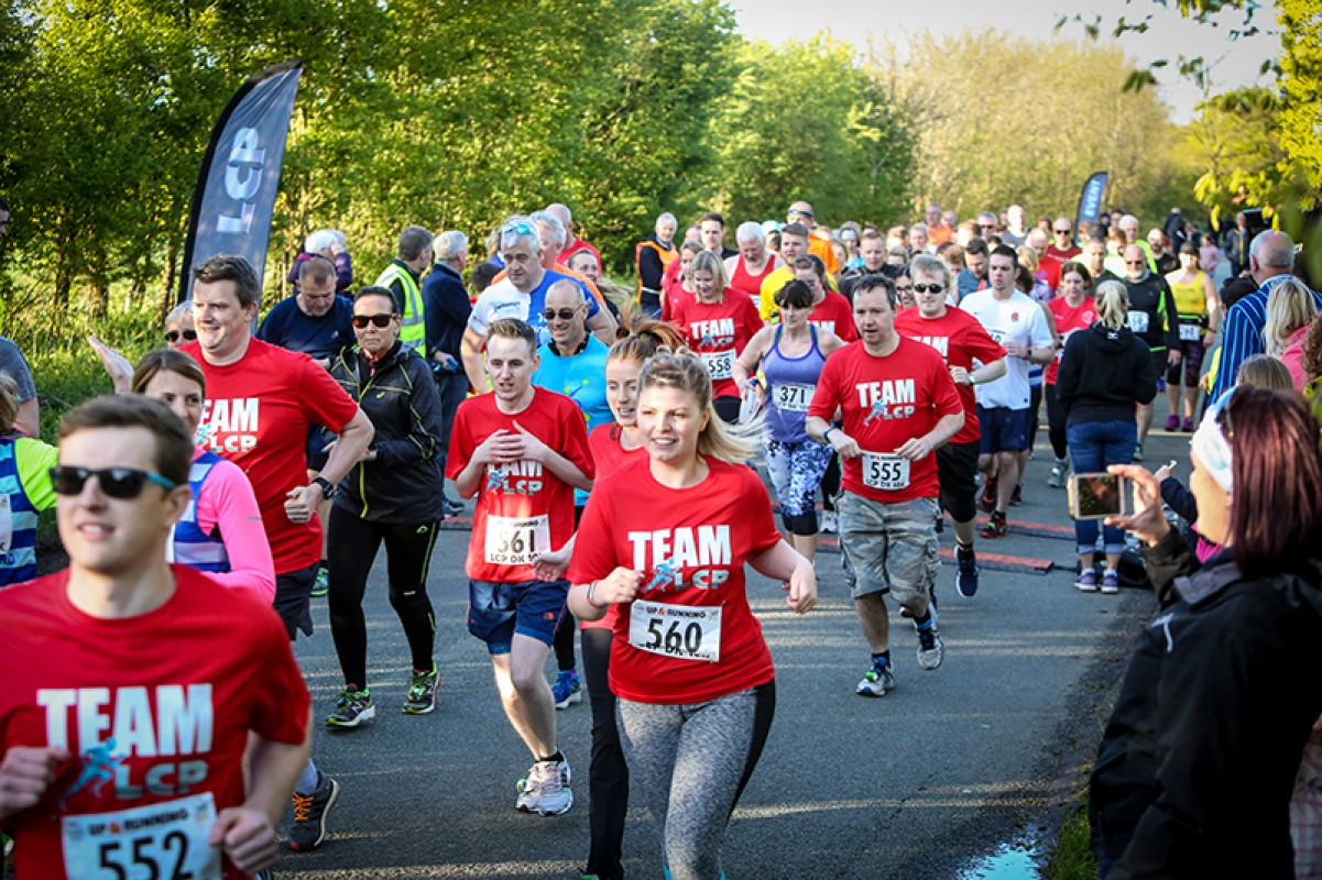 New Image for ON YOUR MARKS: SIGN UP FOR THE LCP10K IN KINGSWINSFORD