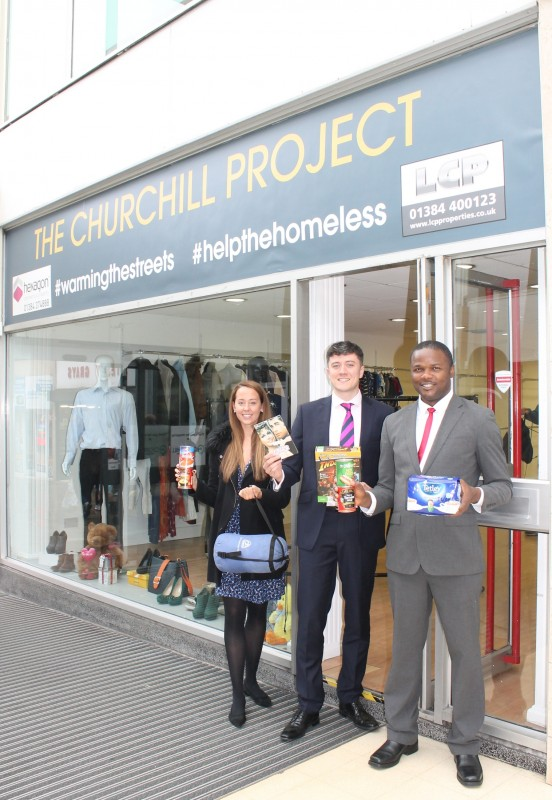 New Image for CHARITY OPENS NEW HUB IN DUDLEY, THANKS TO LCP AND HEXAGON COMMERCIAL PROPERTY