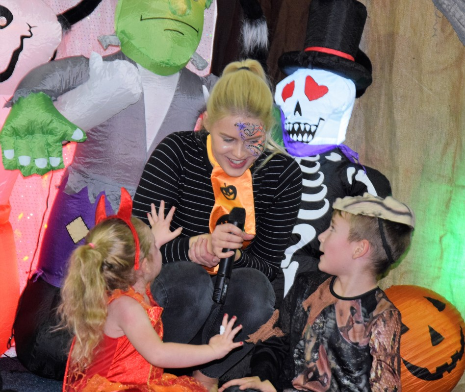 New Image for FREE HALLOWEEN FUN AT THE HARDSHAW CENTRE