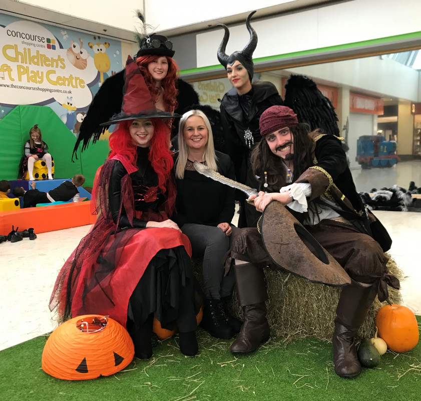 New Image for SPOOKY FUN AT THE CONCOURSE SHOPPING CENTRE