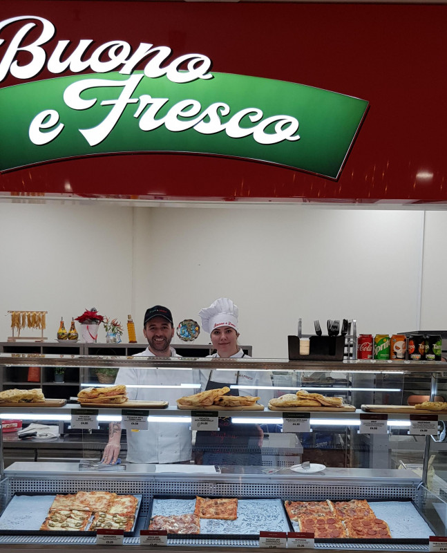 New Image for PIECE OF  ITALY OPENS IN THE WULFRUN SHOPPING CENTRE