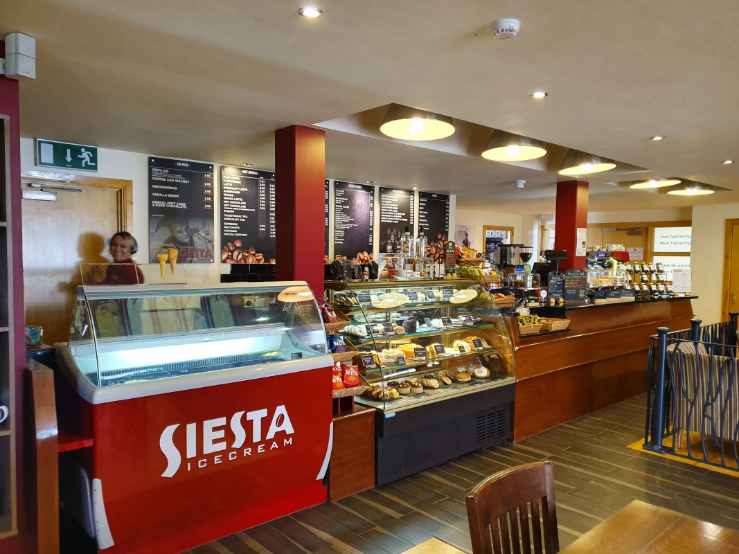 New Image for SIESTA COFFEE TO OPEN IN THE CONCOURSE SHOPPING CENTRE