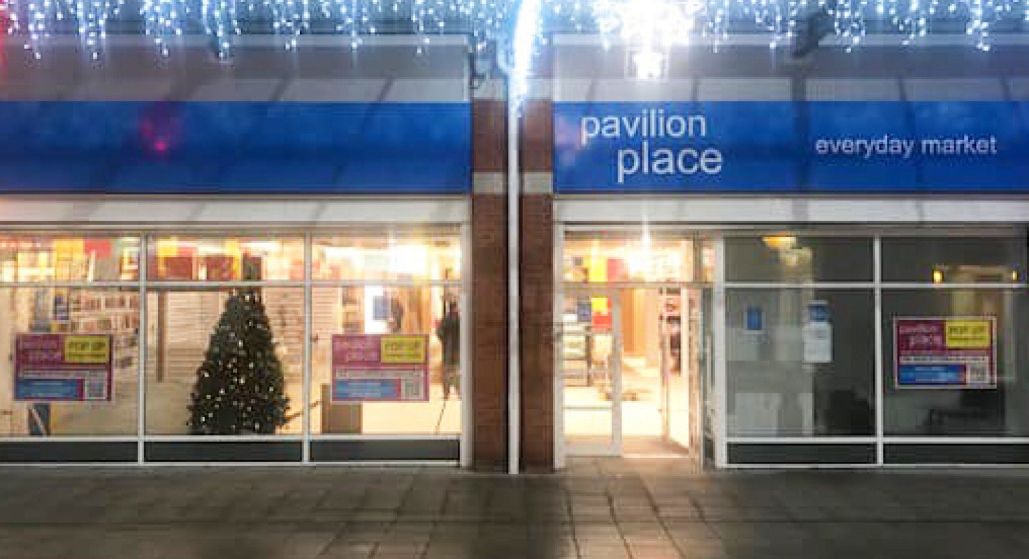 New Image for THE PAVILION SHOPPING CENTRE, THORNABY, SEEKS START-UPS FOR NEW INDOOR MARKET