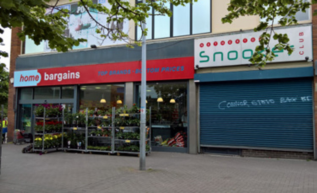 Retail Units To Let Marian Square Bootle Various Retail Units