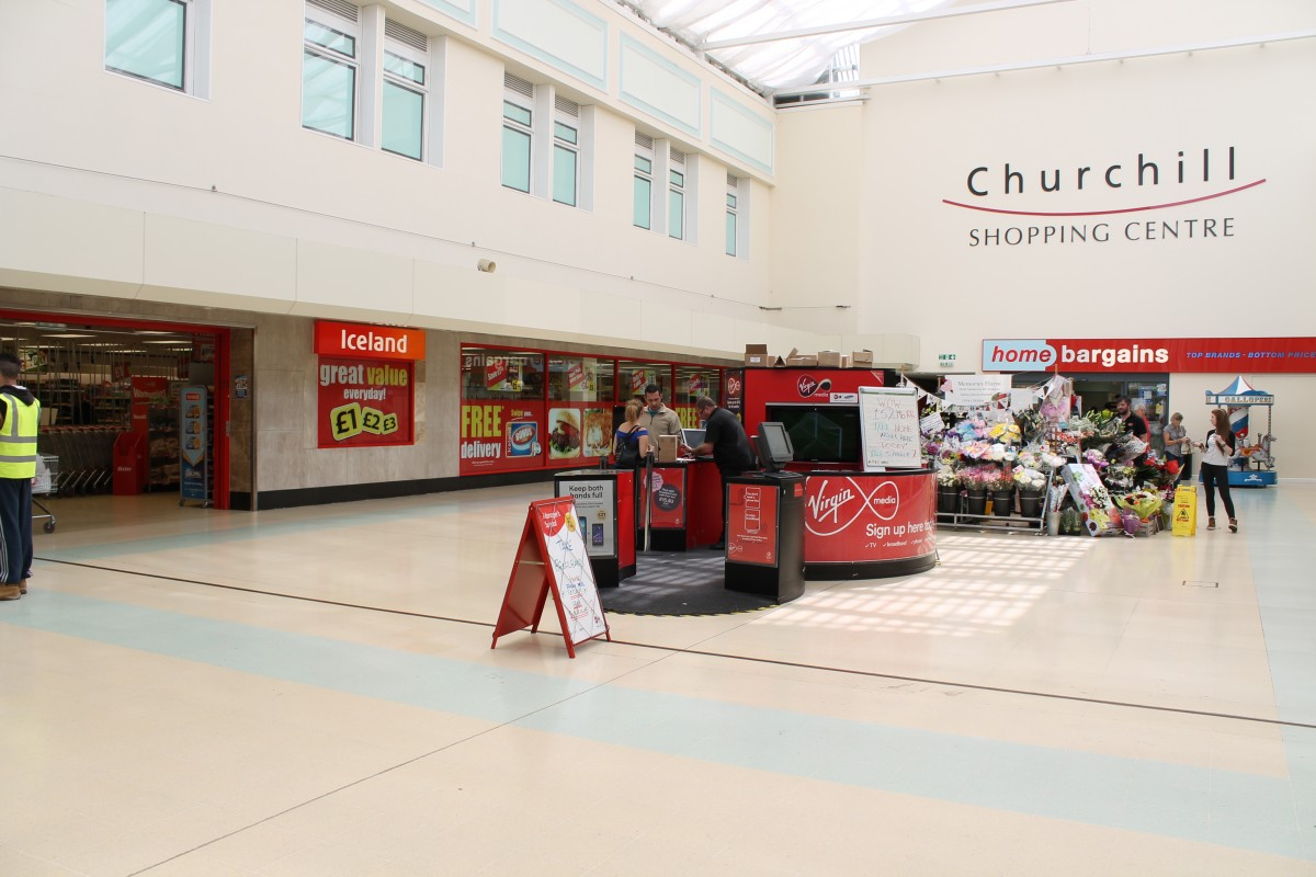 Image 4 of Range of Retail Units Available