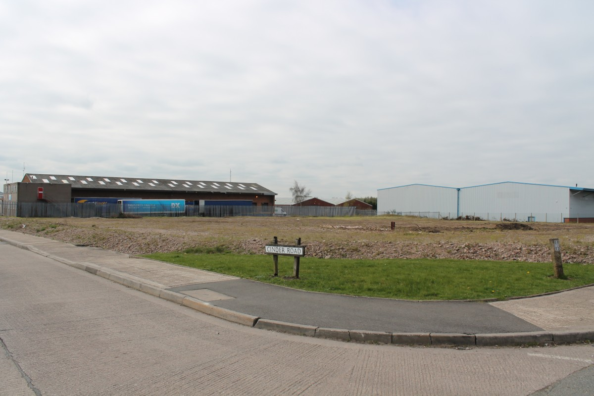 Image 1 of Potential Development Site for upto 30,000 sq.ft D and B