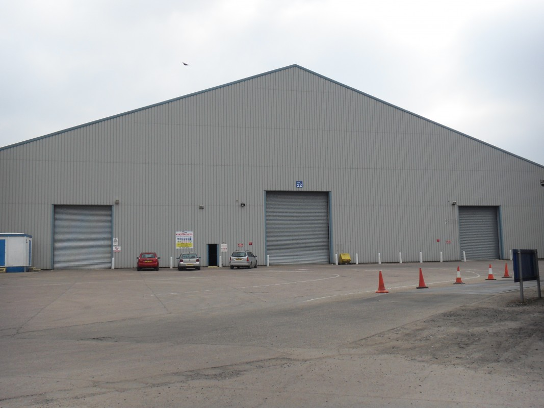 Image 3 of 100 TONNE CRANE STORAGE FACILITY