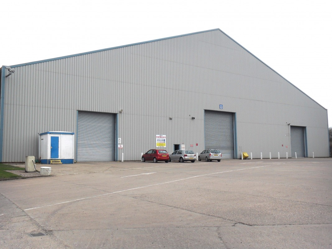 Image 4 of 10 TONNE CRANE STORAGE FACILITY