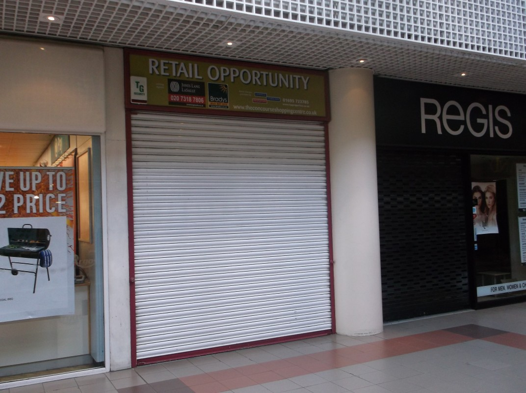 Image 1 of Less than 1,000 sq.ft Retail Units