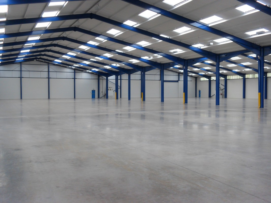 Image 3 of Various Units available from 17,500 sq ft - Hill Top Estate